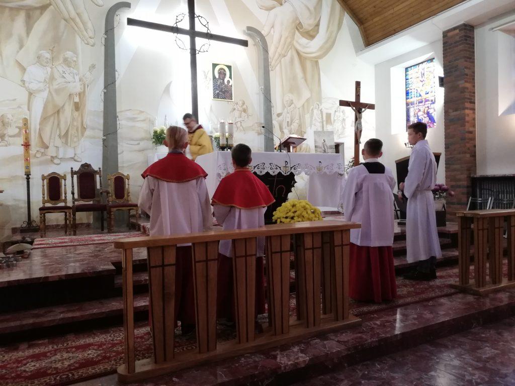 Parafia Brzezinka